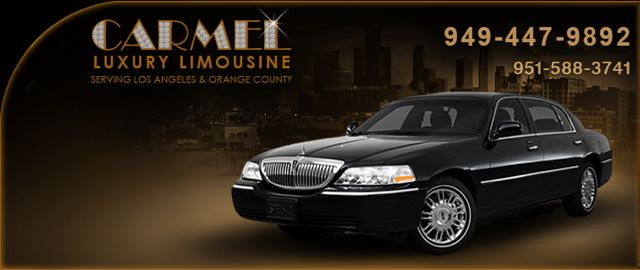 Carmel Luxury Limo